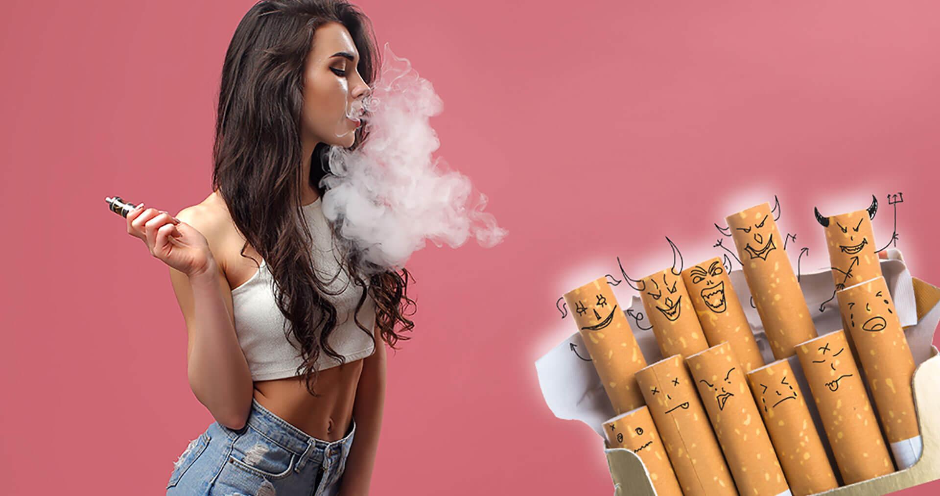 La cigarette électronique est-elle vraiment moins dangereuse pour la santé que la cigarette de tabac